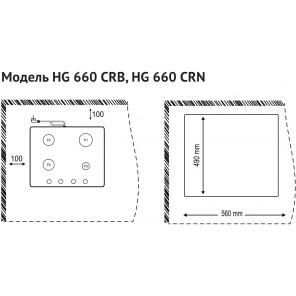 Korting HG 660 CRN