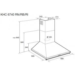 Korting KHC 6740 RN