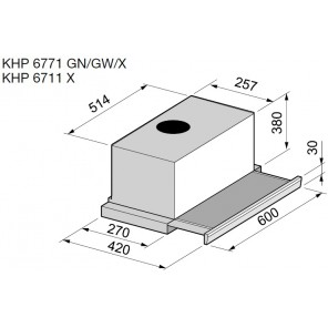 Korting KHP 6772 X