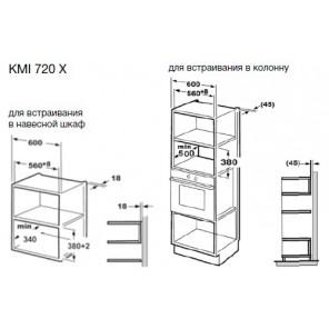 Korting KMI 720 X