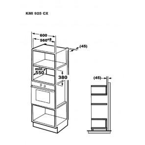 Korting KMI 925 CX