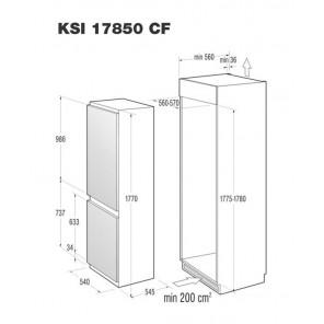 Korting KSI17850CF