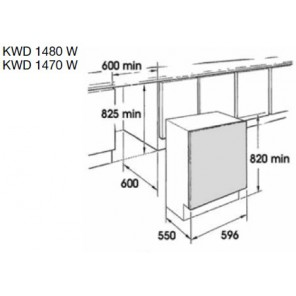 Korting KWD 1480 W